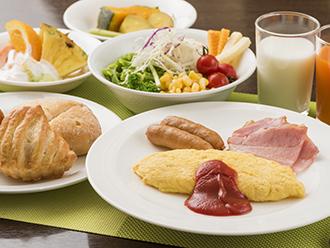 ベストフレキシブルレート(朝食付き)