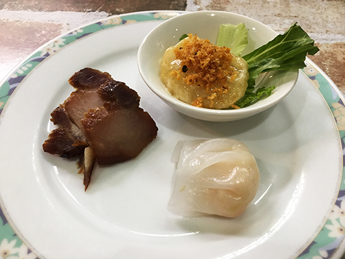 中華料理づくし