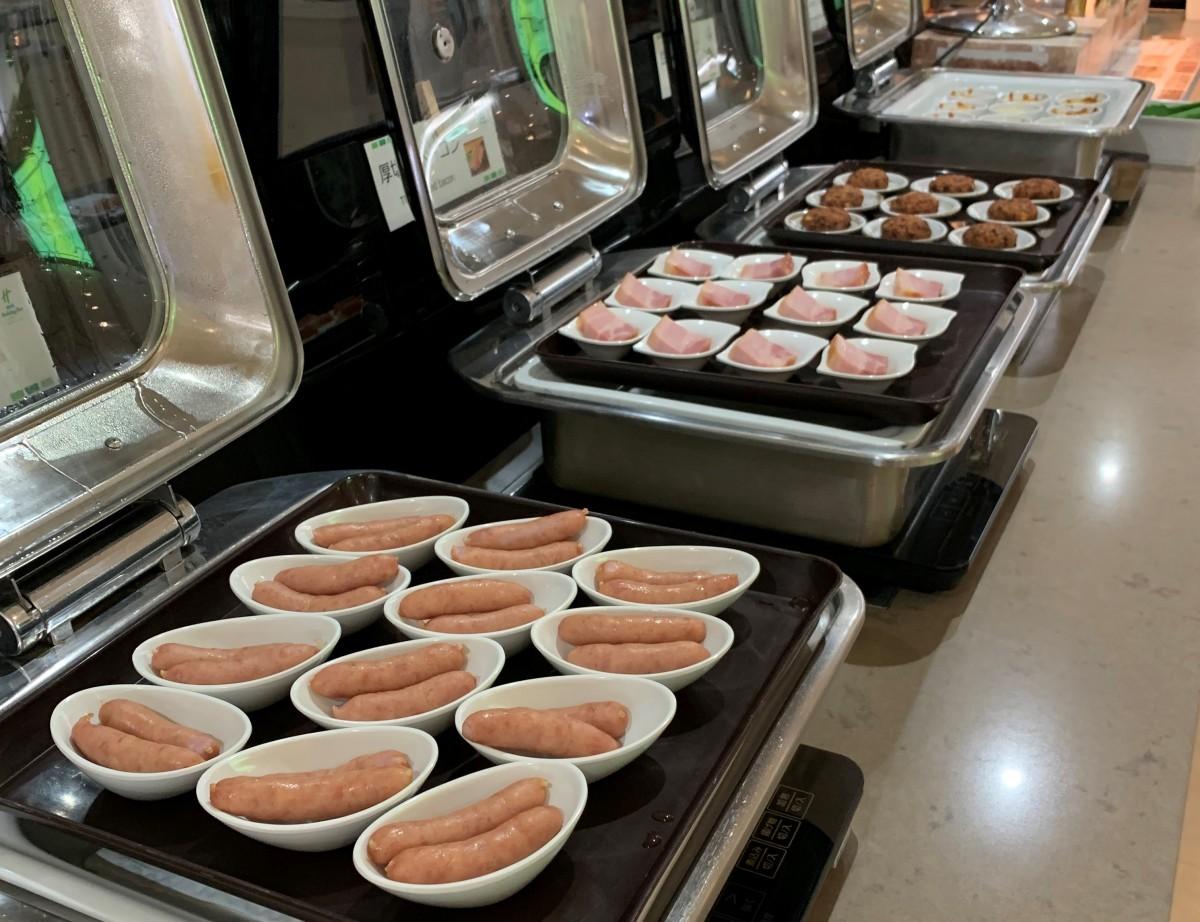 朝食ビュッフェ(小鉢)