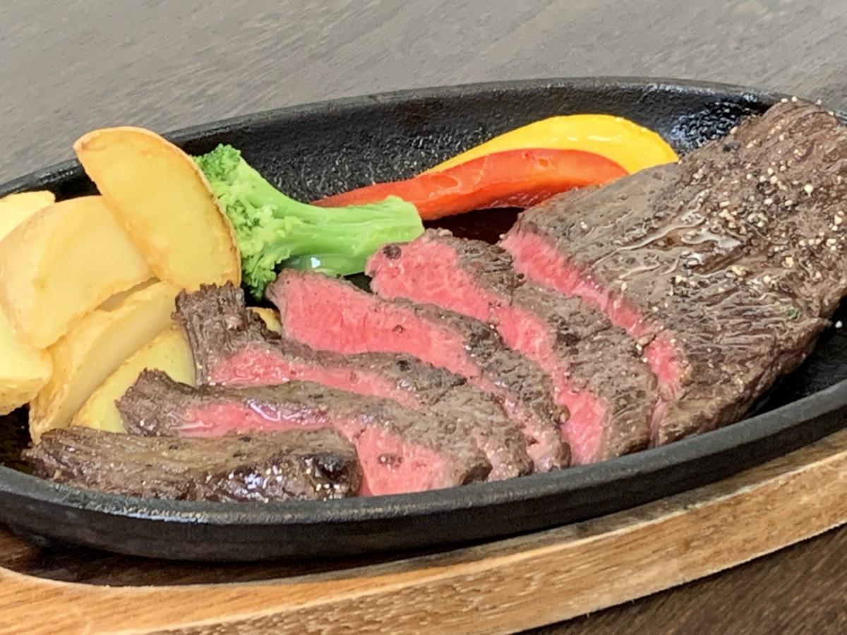 道産牛ステーキ(200g)