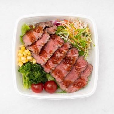 道産牛のローストビーフ丼