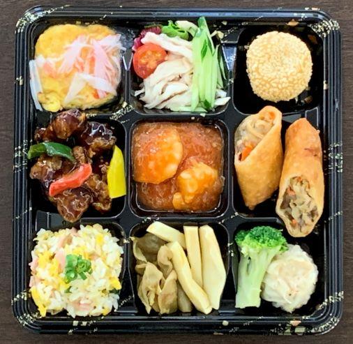 特製 中華9品 彩り弁当