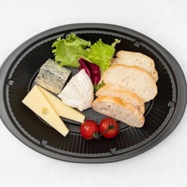 江別小林牧場のチーズ3種盛合せ
