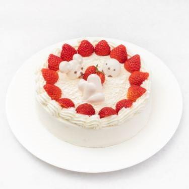 苺のショートケーキ (6号/18㎝)