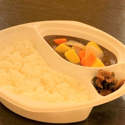 ホテルメイド 野菜カレー